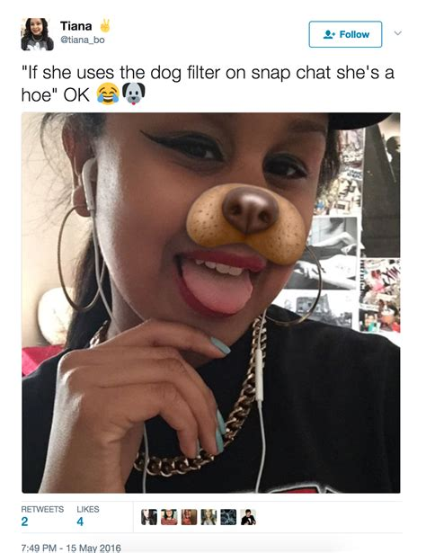 thot      dog face  snapchats hoe