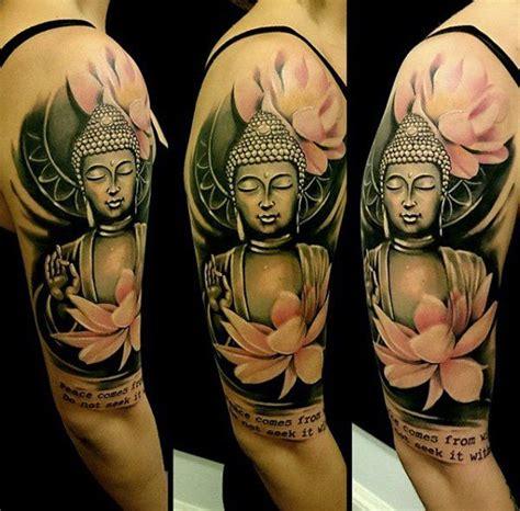 lotus tattoo meaning buddhism 60 inspirational buddha tattoo ideas buddhism buddha