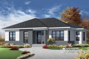 House Design Modern Bungalow by House Plan W3138 Detail From Drummondhouseplans Com