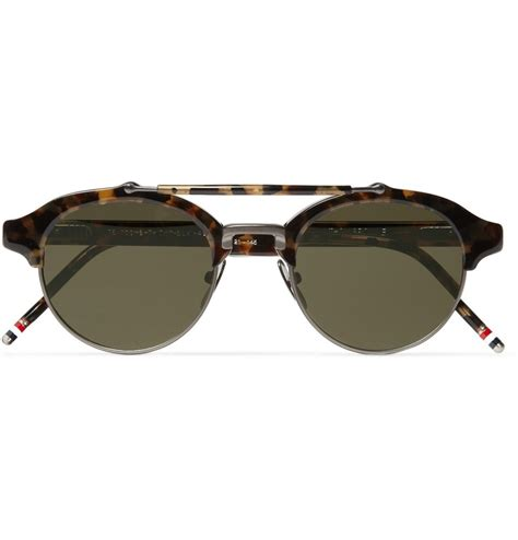 mr porter sunglasses 22 best images about thom browne eyewear on
