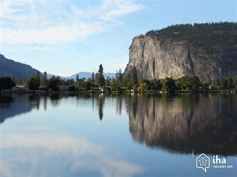 penticton rentals   vacations  iha direct