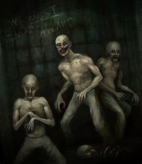 Russian Sleeper Experiment by We Must Remain Awake Russian Sleep Experiment