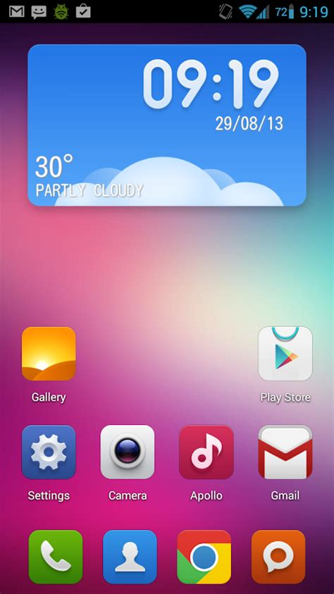 miui theme zero launcher miui 5 launcher theme android apps on google play