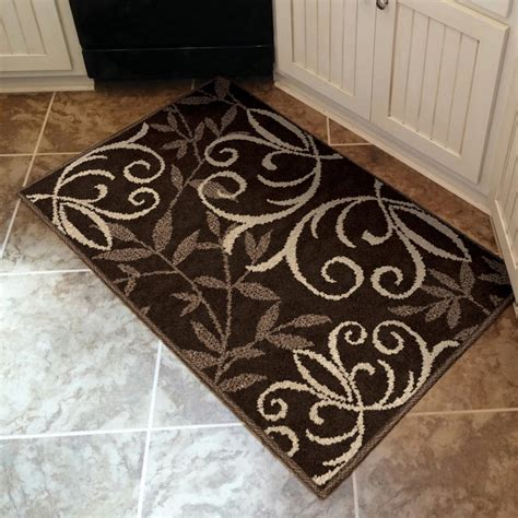 better homes and gardens iron fleur indoor area rug jet