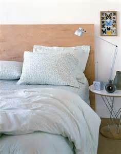 diy cheap minimalist headboard shelterness