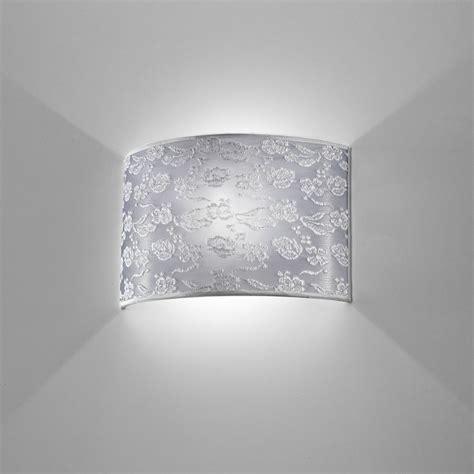 Applique Di Design by Lada Applique Paralume Moderno Violetta Antea Luce