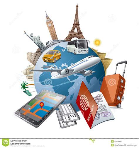clipart mondo giro mondo illustrazione di stock immagine 49409436