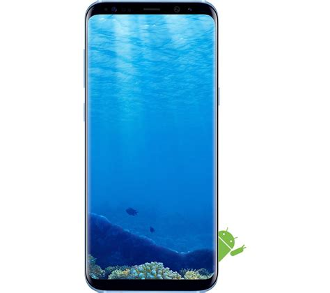 Samsung Galaxy S8 New Bnib buy samsung galaxy s8 64 gb coral blue free delivery currys