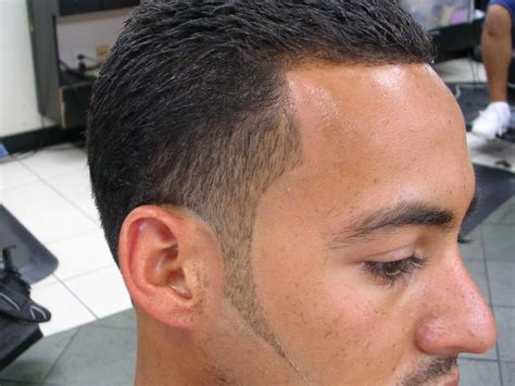 picture blowout haircut fade out haircut blowout hairstyle medium hair styles