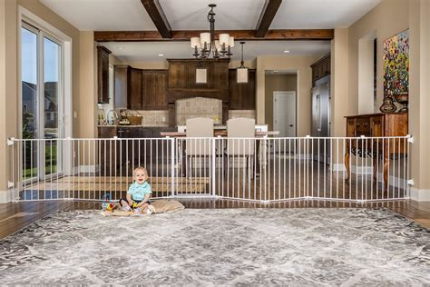 wide gate the best wide baby gate of 2017 the gate adviser
