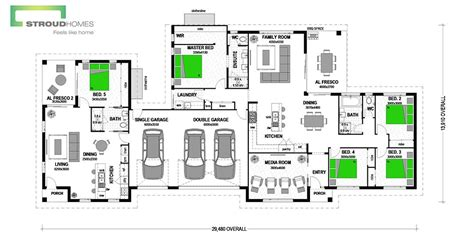 granny house floor plans floor plan friday main house plus granny flat