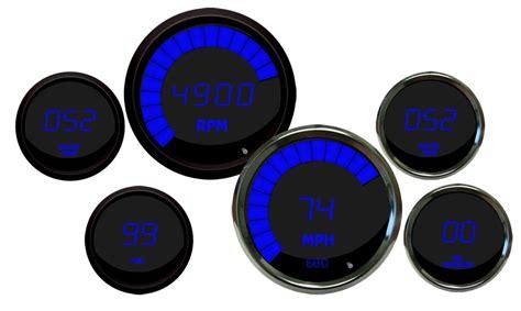 intellitronix led digital gauges digital speedometer