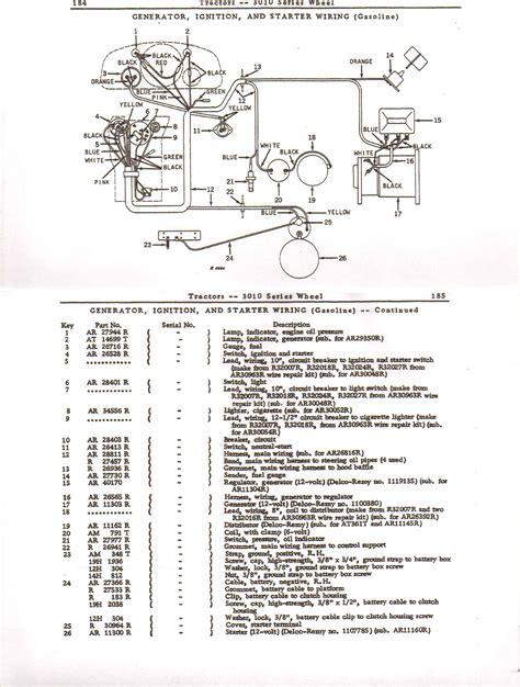 deere 4960 wiring diagram free wiring