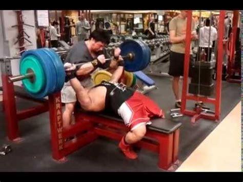 180kg bench press best raw bench press videos ever doovi