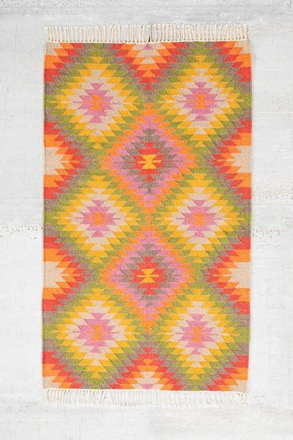 magical thinking rug outfitters magical thinking kilim rug eclectic rugs by outfitters