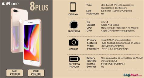 apple iphone   smartphone specifications