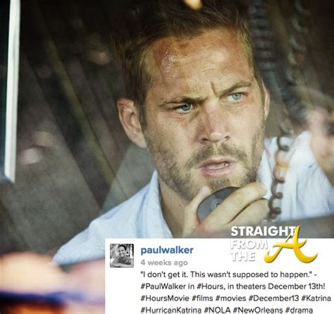 Ludacris Dies by Paul Walker Instagram 2013