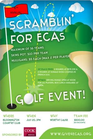 15 Free Golf Tournament Flyer Templates Fundraiser Charity Flyers Demplates Golf Tournament Flyer Template