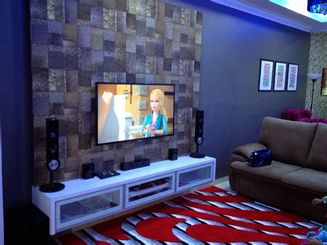 Dekorasi Custom1 x presi by kemn azmaili dekorasi rumah teres setingkat bercirikan moden minimalis