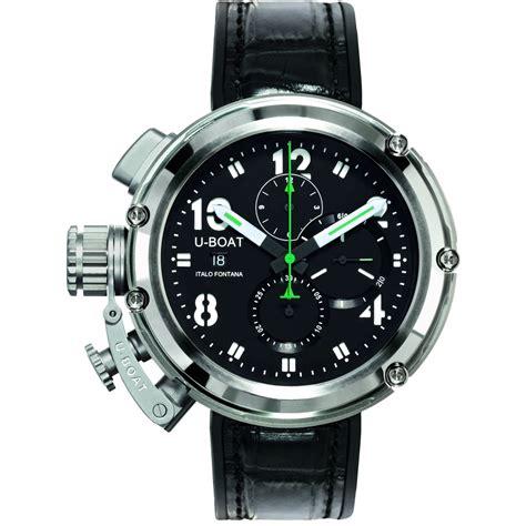 u boat watch green u boat fake watch chimera u 51 green line limited edition