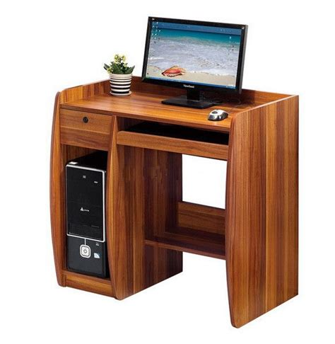 wooden computer table designs computer tables in 2019