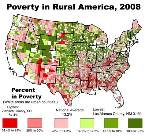 map us poverty poverty rate jumps in rural america daily yonder keep