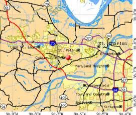 le missouri zip code cottleville missouri mo profile population maps real