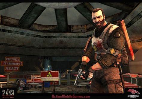 survival horror game  infected wars brings
