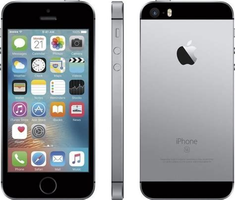 apple iphone se gb total mobile