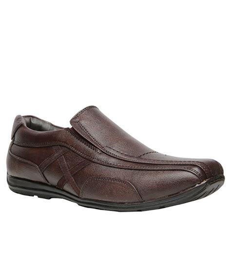 buy bata brown casual shoes for snapdeal