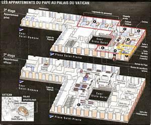 Apostolic Palace Floor Plan Benedict Xvi News Papal Texts Photos And Commentary
