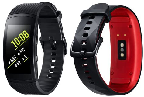 Samsung Gear Fit 2 Pro Heart Rate Monitor Smartwatch Specs , Price   Gadgets Finder