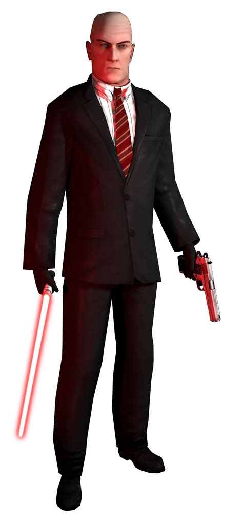 Hitman Also Search For Hitman Transparent Background Png Mart