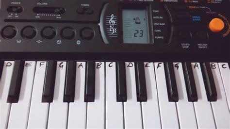 Keyboard Casio 6 Oktaf tune mujhe bulaya sherawaliye on keyboard keyboard casio