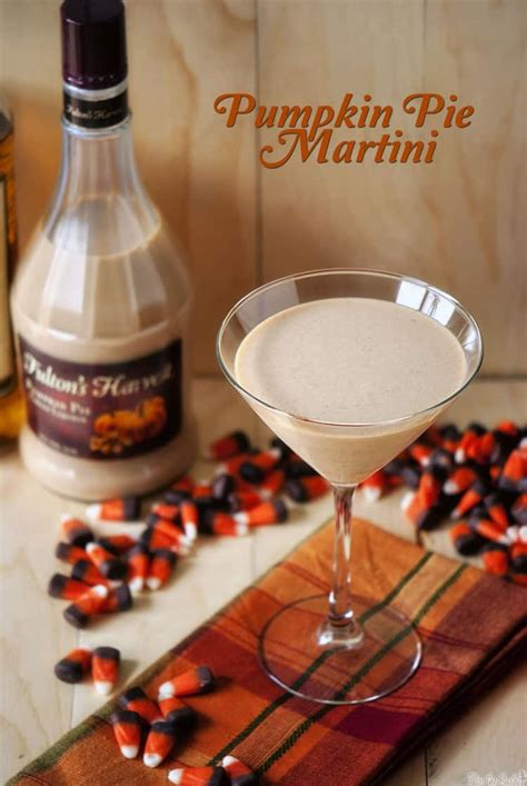 pumpkin martini recipe pumpkin pie martini