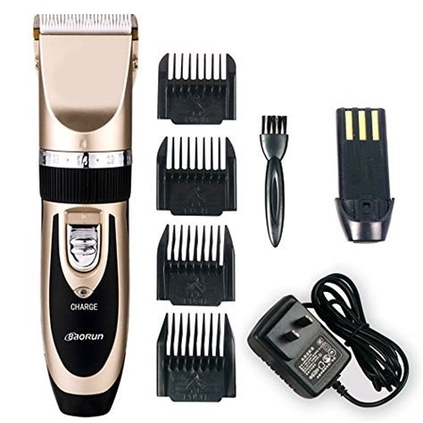 haircut with 12 clippers jack rose professional hair cutting kit rechargeable