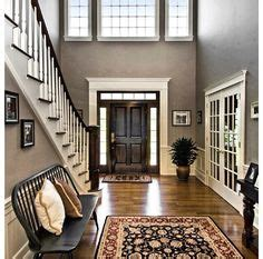 do you paint both sides of a front door the same color 1000 ideas about black staircase on black