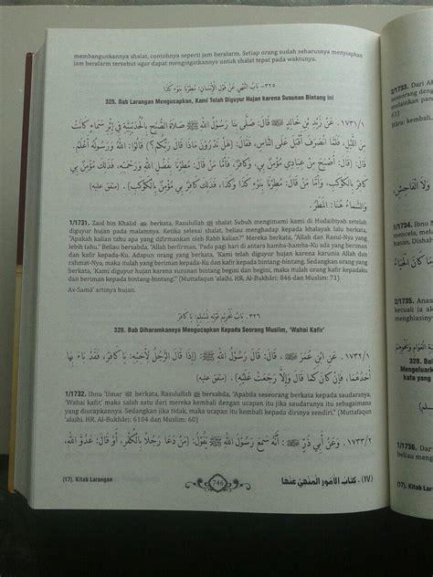 Riyadhus Salihin Imam Nawawi Isi 2 Buku buku terjemah riyadhus shalihin