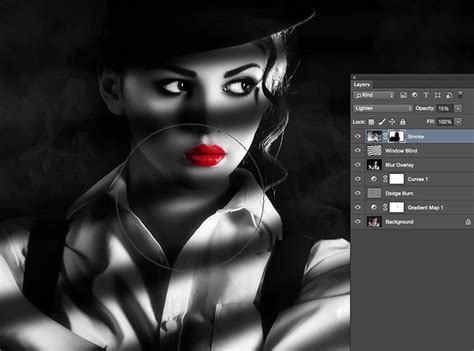 tutorial photoshop low key effect how to create a sin city style film noir effect in photoshop