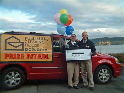 Pch Prize Patrol Location - prize patrol in gig harbor