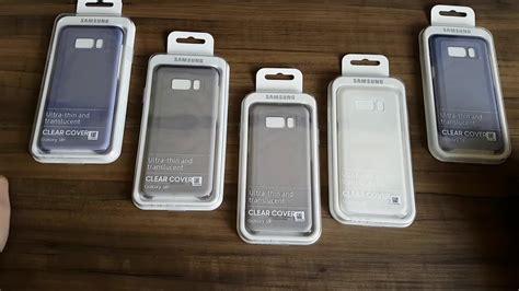 Clear Cover Samsung S8 Plus capa clear cover para galaxy s8 e s8 plus samsung