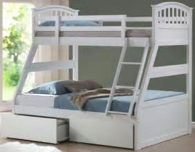 white bunk beds spruce up your kids room d 233 cor with new white bunk beds