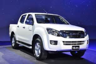 Isuzu D Max Usa New 2012 Isuzu D Max Truck Is The Chevy Colorado S