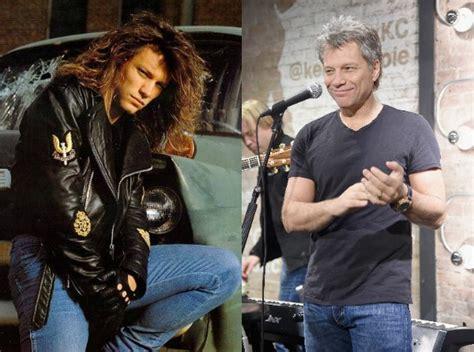 Bon Jovi 53 como eram e o que fazem hoje os musos internacionais dos