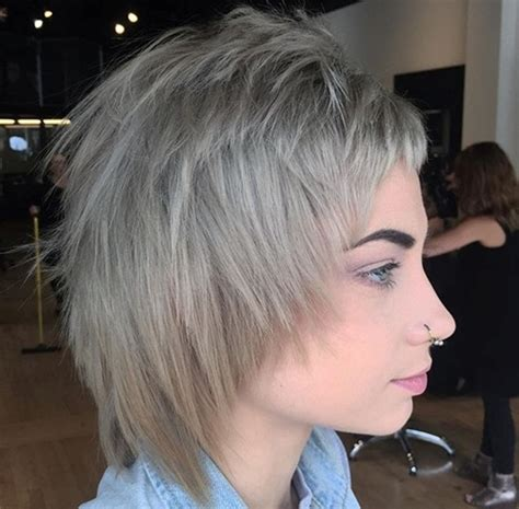 mussy bob cuts for pictures 30 stunning shag haircuts in 2016 2017