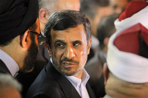 iran president mahmoud ahmadinejad iran offers sinking egypt a big credit line the times