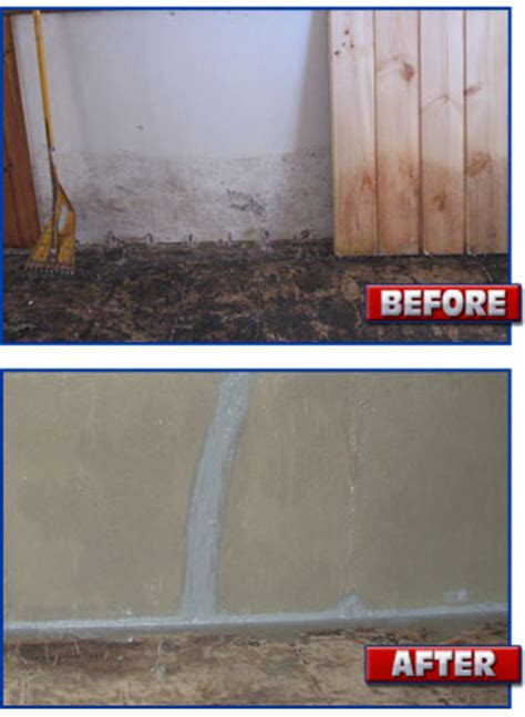 basement waterproofing restoration done right services