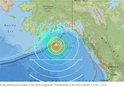 earthquake prediction earthquake prediction what happened in alaska will there