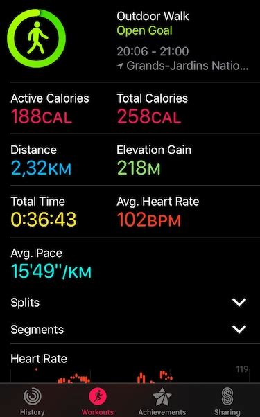 barometric data   iphone     workout created   apple