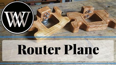 router plane  handtools  woodworking